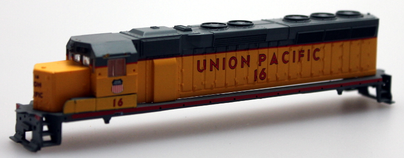 Body Shell - Union Pacific (N SD-45)