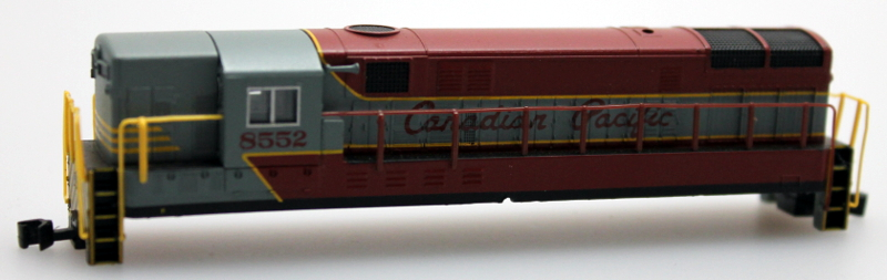 Body Shell - Canadian Pacific (N H16-44)