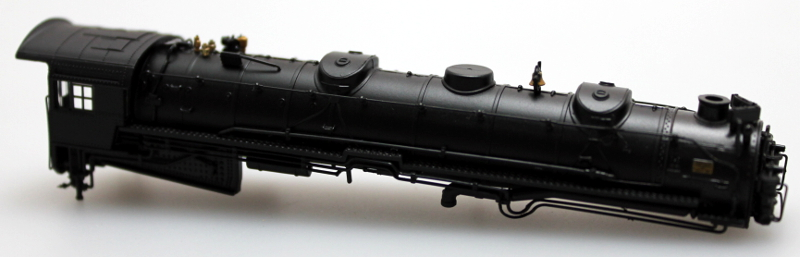Loco Shell H-4 Painted Unlettered (N 2-6-6-2)