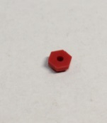 Fastener Red ( N scale 0-6-0/2-6-2 )