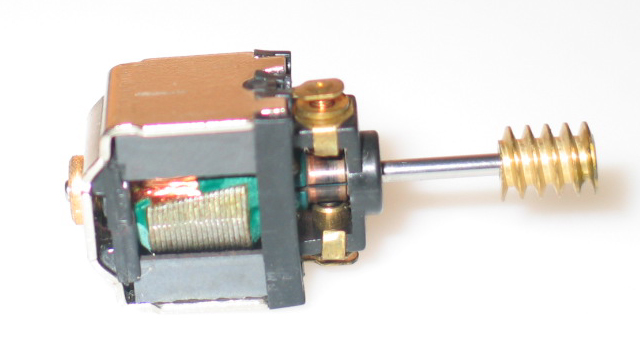 Motor (N Scale 4-8-4 Northern)