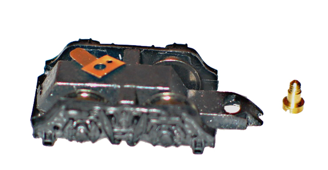 Trailing Truck (N Scale 4-8-4 Northern)