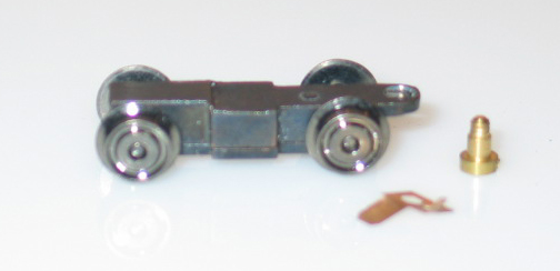 Pilot Truck (N Scale 4-8-4 Northern)