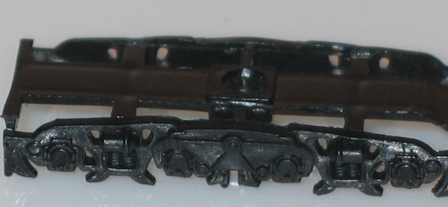Front Tender Truck Frame (N Scale 4-8-4 Northern)