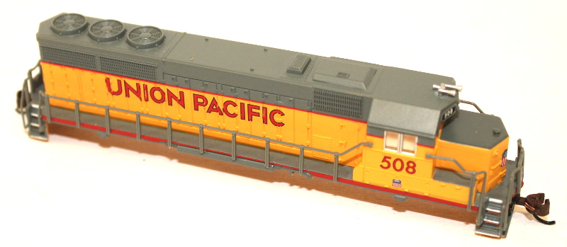 Body Shell - Union Pacific #508 (N GP40)