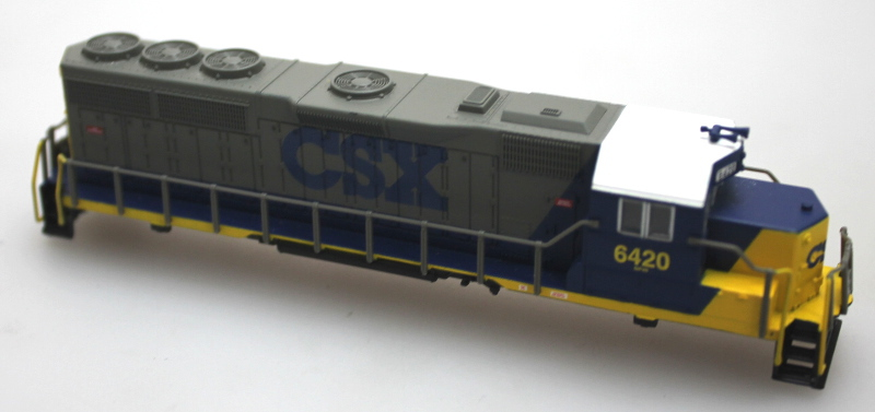 Body Shell - CSX #6420 (N GP40)