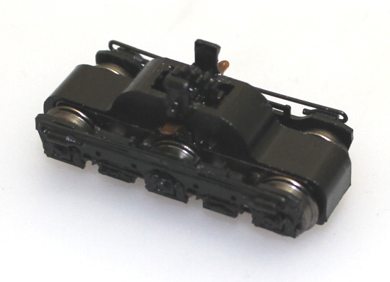 Truck - Black (N Scale SD-45)
