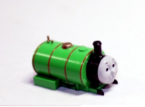 Boiler w/ face ( N scale Percy )