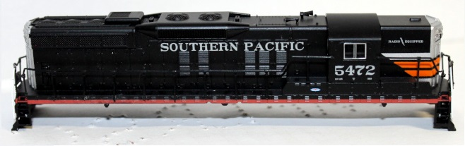Shell-SP #5472 ( N scale SD9 sound )