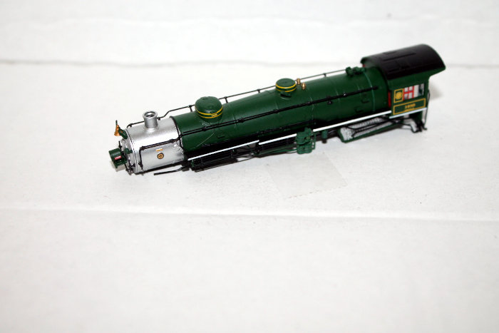 Loco Shell #1489 ( N scale 4-8-2 Sound )