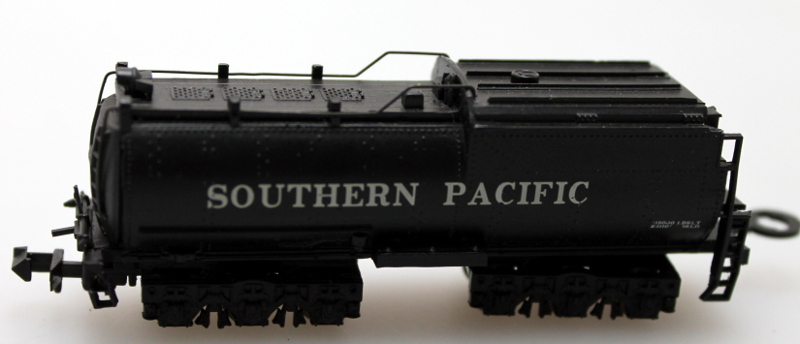Tender Complete-Southern Pacific #4405 (N Scale 4-8-4 Northen)