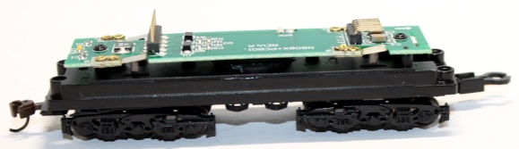 Complete Tender Chassis ( N Em-1 Sound)